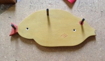 1-Fish Rack