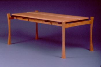 ch rose table small